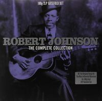 ROBERT JOHNSON - THE COMPLETE COLLECTION-180G 2LP GATEFOLD 2 VINYL LP NEW+