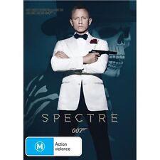 SPETRE:007 Series-Daniel Craig-Region  4-New AND Sealed