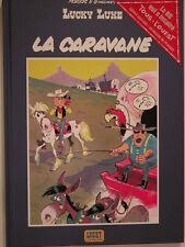 LUCKY LUKE ** LA CARAVANE EDITION SPECIALE AVEC BONUS ** EO NEUF MORRIS/GOSCINNY