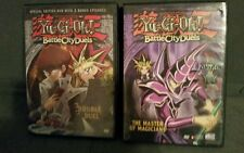 Yugioh Battle City Duels DVD  Volumes 4 & 6 Double duel. The Mystery Duelist