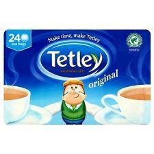 2 X 240 bolsas de té Tetley Original 480 papeles Nuevo