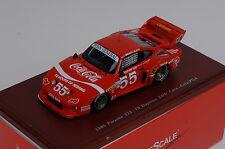 Porsche 935-79 # 55 1980 24h Daytona coca cola TSM truescale 1:43