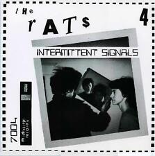 The RATS Intermittent Signals LP dead moon lollipop shoppe pierced arrows wipers