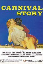 CARNIVAL STORY - DVD - 1950s Colour Movie - Director Kurt Neumann