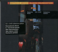 COFFRET BOX SACD HYBRID + DVD DEPECHE MODE BLACK CELEBRATION COLLECTOR EDITION
