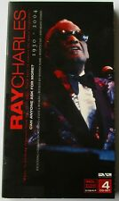 RAY CHARLES CAN ANYONE ASK FOR MORE?  BEST OF 4XCD BOSXET