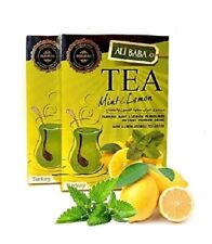 Marmara Turkish Powder Mint Lemon Freshens Flavor Tea Drink 14 Ounce