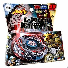 New Fashion Japanese Beyblade BB108 L Drago Destroy Destructor F:S+Launcher