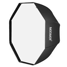 Neewer 120cm Black/silveroctagonal Umbrella Softbox for Speedlite Studio Flash