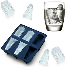 1X Silicone Doctor Who Tardis & Dalek Chocolate or Ice Cube Tray Mould