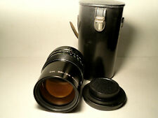 M42 Pentacon 1:2,8/135 MC TOP Condition LENS 135mm Meyer Optik Orestor