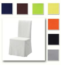 Custom Made Cover Fits IKEA Henriksdal Chair Long Cover, Replace Chair Cover