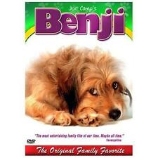 Benji: the Movie - DVD, New DVD, Peter Breck, Deborah Walley, Patsy Garrett, All