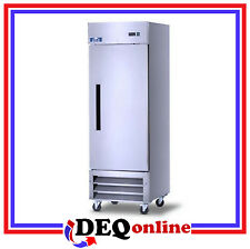 Arctic Air Ar23 Single Door Commercial Reach-In Refrigerator 23 cu.ft.