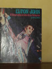 ELTON JOHN A BIOGRAPHY IN WORDS & PICTURES BY GREG SHAW