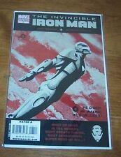 THE INVINCIBLE IRON MAN #6 COMIC BOOK Variant David Aja