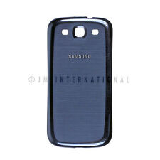 Samsung Galaxy S3 i9300 T999 L710 i535 Back Cover Battery Door Blue USA