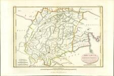 More details for 1817 original antique map