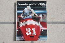 L'Année Automobile n°31 1983-1984
