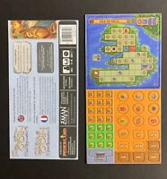A Feast for Odin: Mini Expansion 2 Promo NEW Z-Man Games Uwe Rosenberg
