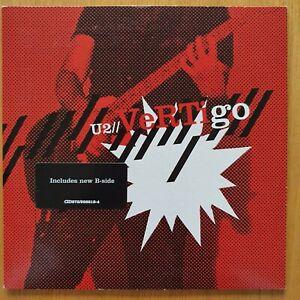U2 Vertigo card wallet cd rare NM/NM