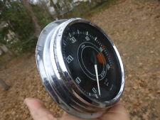 British Jaguar Tachometer 60 6,000 rpm British U.K. Triumph TR Jaguar