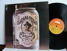 Stephen Stills-ilegal imágenes fijas CBS 81330 UE Lp 1st Press 1976