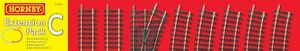 Hornby R8223 Track Extension Pack C : OO / HO Scale