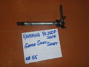 2004 YAMAHA YZ 250F GEAR SHIFT SHAFT