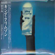 KING CRIMSON-USA -JAPAN MINI LP HQCD G09