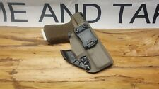 For Glock 19/23/32 Kydex AIWB Appendix Holster ** Ready to Ship **CYG** F/C