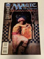 Magic The Gathering Arabian Nights #2 January 1996 Armada Acclaim Comics