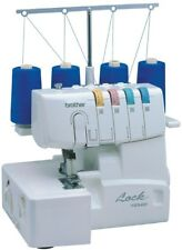 Brother Serger Sewing Machine with Easy Lay In Threading Retractable