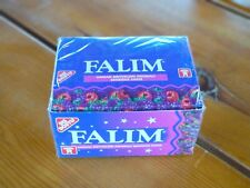 Falim Forest Fruit Flavoured Sugarfree Chewing Gum 20 packs of 5 = 100 pieces
