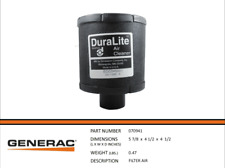 Generac Guardian Generator 070941 Air Filter