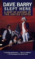 Dave Barry Slept Here: A Sort of History of the United States-ExLibrary
