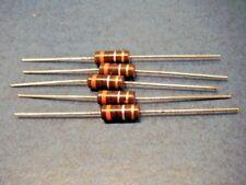 10pcs-TRW GBT 24K 5/% 1//4W MIL Carbon Composition Resistor JANRCR07G243JS