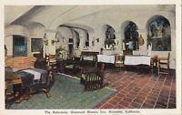 Postcard The Refectorio Glenwood Mission Inn Riverside CA
