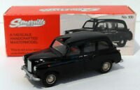 Somerville Models 1/43 Scale 100 - Austin FX4 Taxi - Black