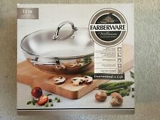 Farberware Millennium 12in Covered Everything Pan - NEW IN BOX