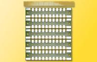 Viessmann 6859 Löt-Verteilerleisten 2-polig, 5 Stück #NEU in OVP#