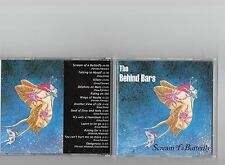 THE BEHIND BARS * SCREAM OF A BUTTERFLY  * CD  NEU NICHT EINGESCHWEISST