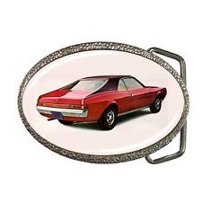 AMC JAVELIN 1969 CLASSIC CAR REPRO BELT BUCKLE - GREAT GIFT ITEM