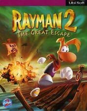 Rayman 2: el Gran Escape juego de Ubisoft | PC |