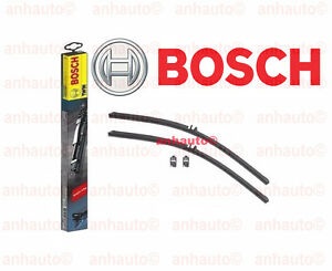 Audi A4 Mercedes W203 Front Windshield Wiper Blade OEM Bosch 2038202545