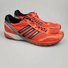 Men's ADIDAS 'Adizero Adios' Sz 10 US Runners Red Shoes VGCon | 3+ Extra 10% Off