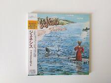 GENESIS - FOXTROT JAPAN EDITION WITH OBI / NEW SEALED