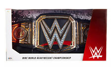 WWE WORLD HEAVYWEIGHT TITLE BELT Championship NEW jakks pacific adult size