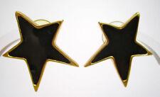 Mode-Ohrschmuck mit Stern-Schliffform Astronomie- & Horoskop-Themen-Butterfly-Verschluss