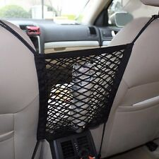 Universal Car Storage Net String Pouch Bag GPS Phone Holder Pocket Organizer